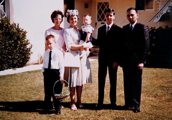 Moran Family History